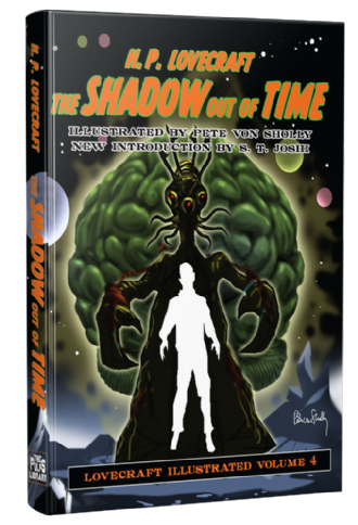 The Shadow out of Time [Hardcover] by H. P. Lovecraft